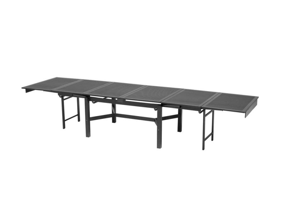 Tavolo Allungabile 140 X 140.Emu Mito Tavolo Allungabile 140 260 X 110 Cm Ferro Antico Acquista