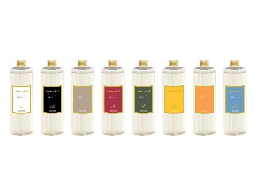 Ricarica per diffusore di profumo Baci Milano Maroc & Roll, 1000 ml