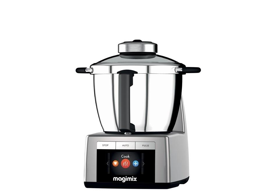 MAGIMIX Robot da Cucina Cook Expert Cromato Magimix | Acquista su ...