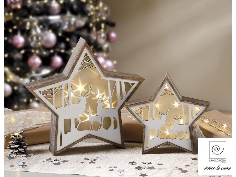 Stella Di Natale A Batteria.Luci Di Natale Con Batteria Luci Natale Led Con Batteria Catena Di