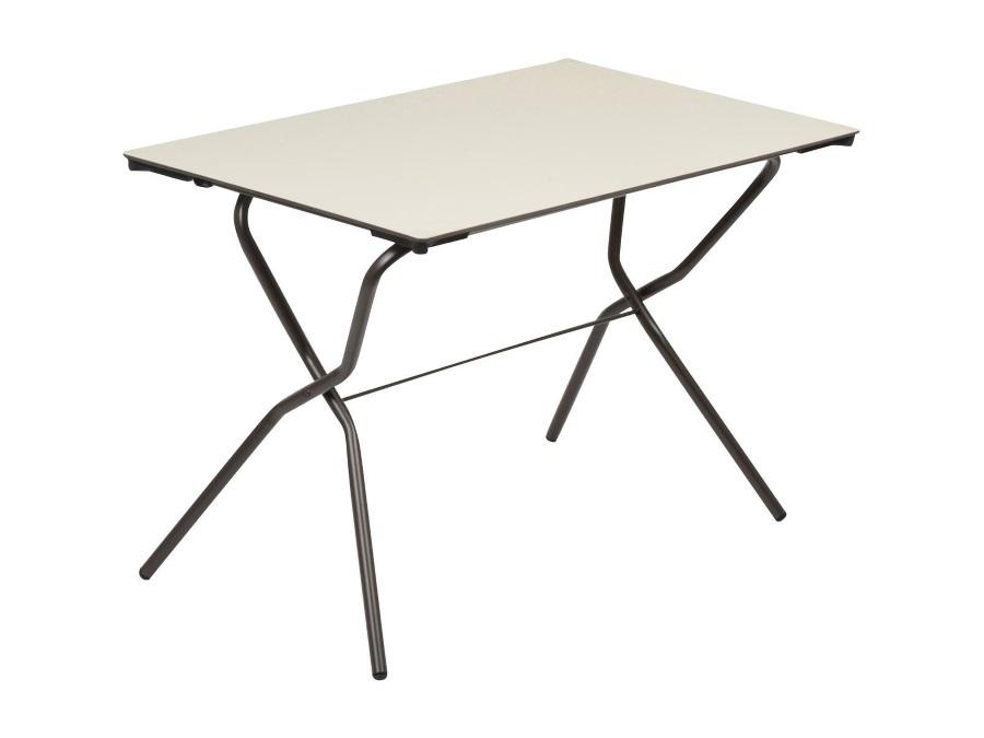 Set darwin tavolo quadrato pieghevole n sedie pieghevoli in